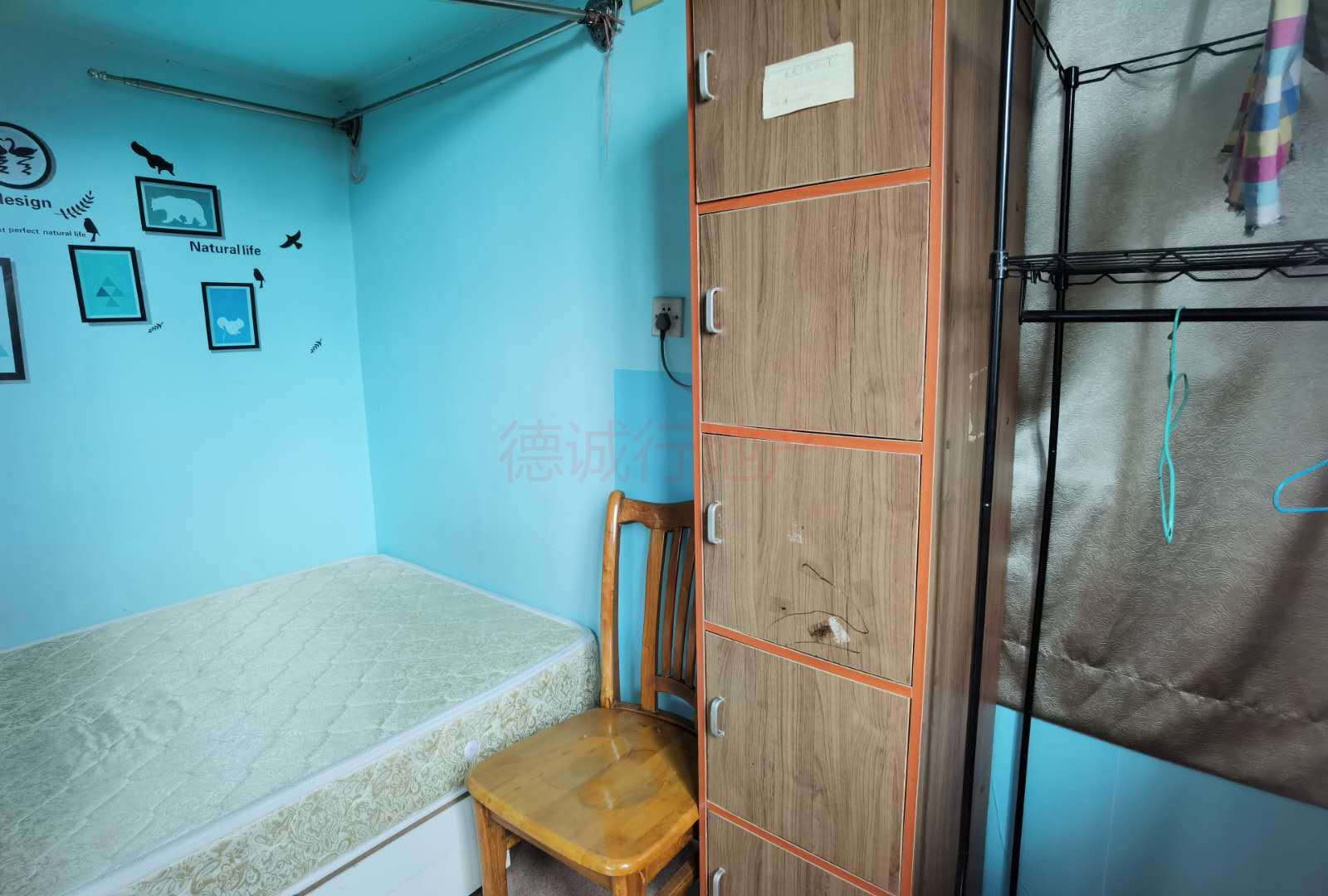 洪德雅苑2室1厅1卫南朝向仅188万元