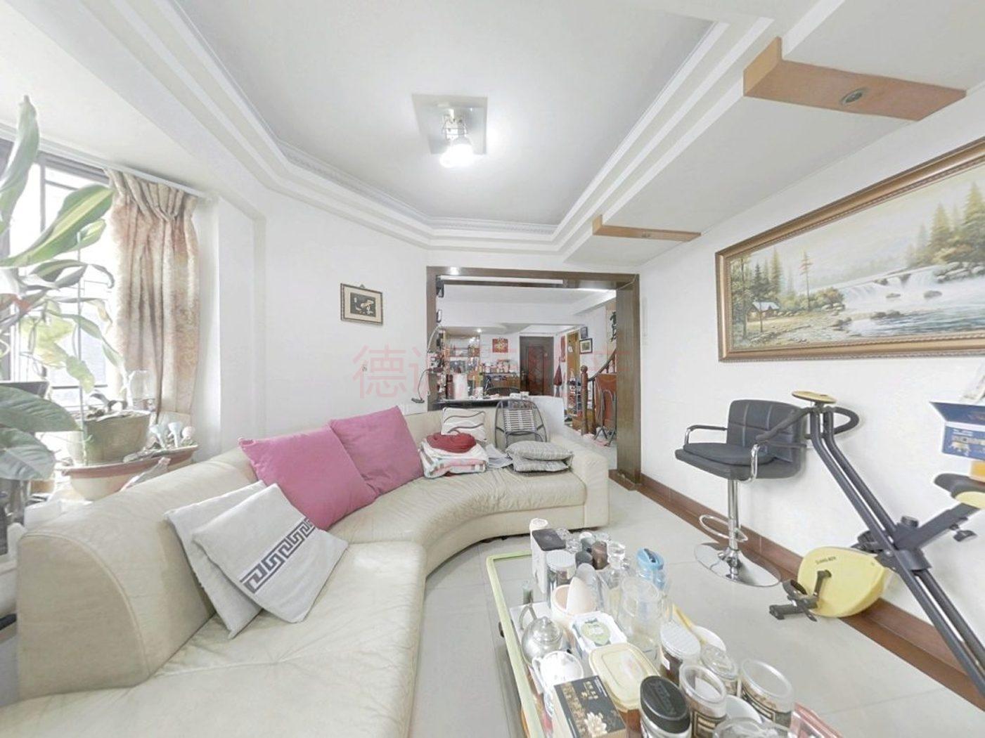 海珠半岛花园4室1厅2卫仅1000万元
