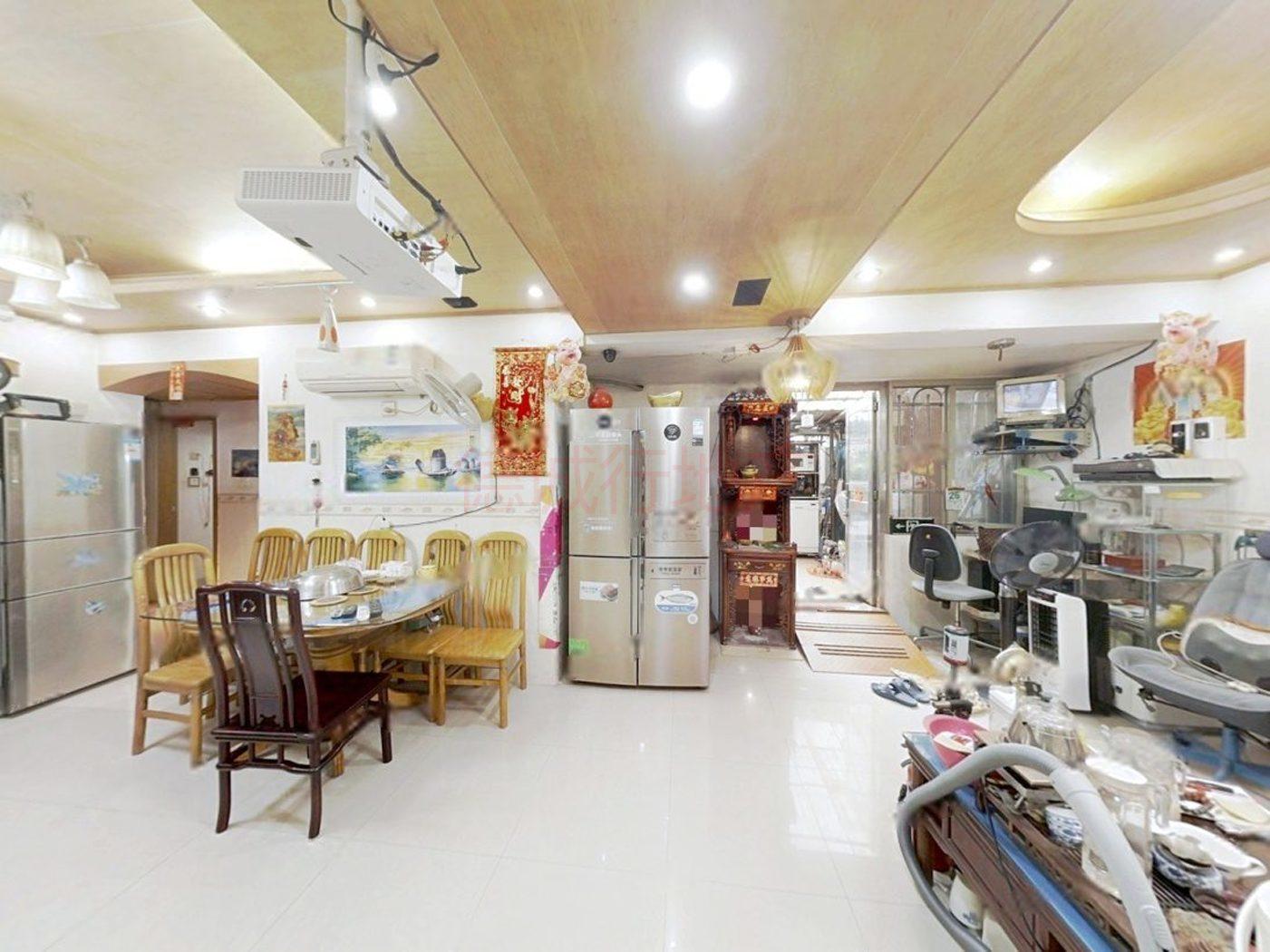 聚德花苑2室2厅1卫东西朝向仅420万元