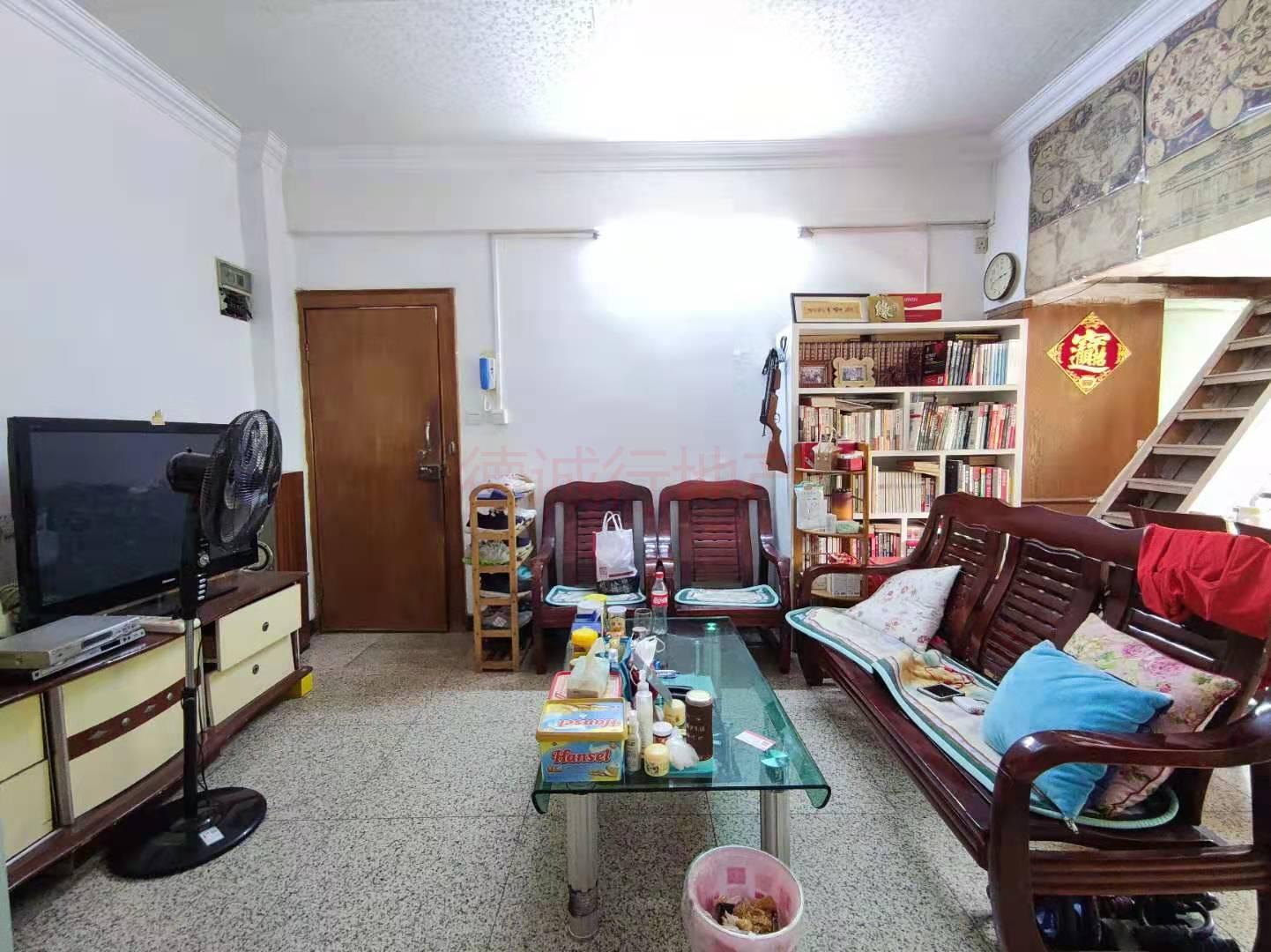 晓园北路2室2厅1卫南朝向仅210万元
