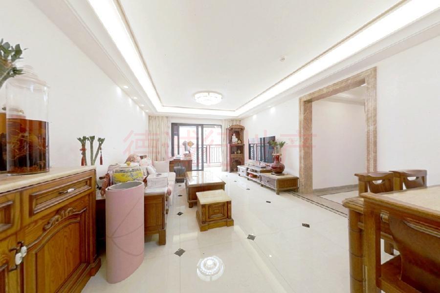 中海花湾壹号 高层大三房 仅688万元