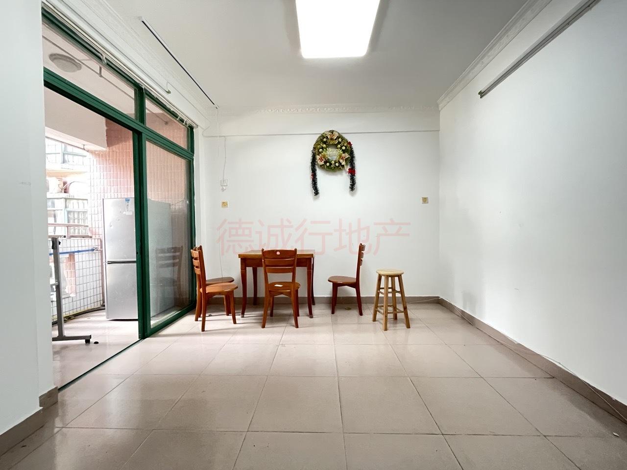 城西花园2室1厅1卫南北朝向