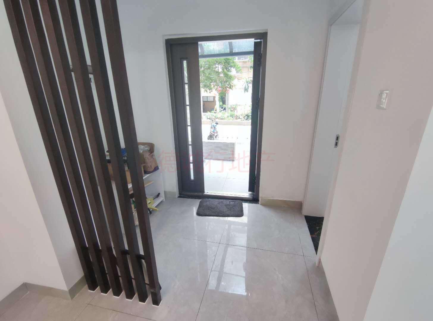 水荫路34号大院天河路新装修三房 门口带小花园