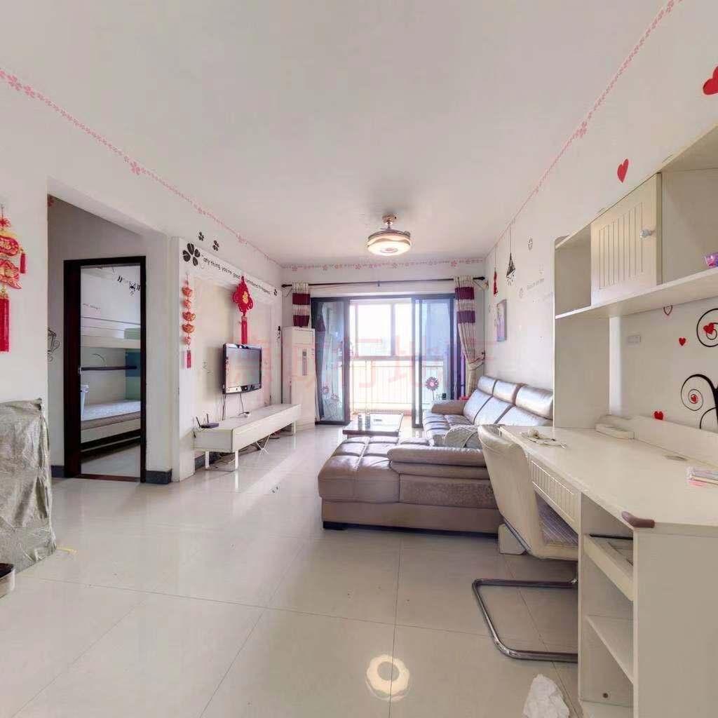 时代玫瑰园2室2厅1卫精装